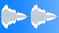Female Double Hum 3 - sound effect