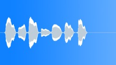 Female Hum Croon 8 - sound effect