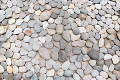 Gravel stones - stock photo