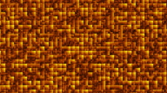 Abstract Orange Background Blocks 4K - stock footage