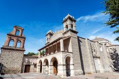 Santo Domingo Church in Ayacucho, Peru Stock Photos