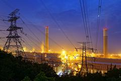 Petrochemical industrial power plant factory Kuvituskuvat