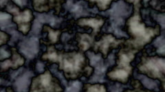 Kaleidoscope cloud texture 1 Stock Footage