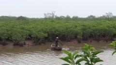 Fishermen Fishing, Fishing Boats Stock Footage