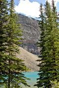Stock Photo of Canadian Rockies