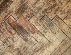 Vintage parquet floor Stock Photos