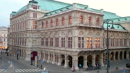 Stock Video Footage of Vienna State Opera