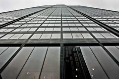 Willis Tower reaching for the sky - stock photo