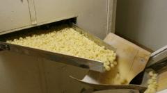 Fresh pasta Stock Footage