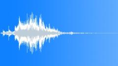 MONSTER BEING INJURED-02 Sound Effect
