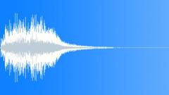 Magic rain wand harp spell Sound Effect