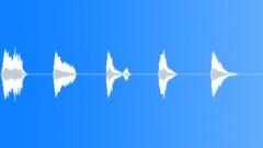 Alien Escape FlyBys Sound Effect