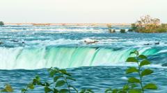 Niagara Falls Timelapse HD 720 Stock Footage