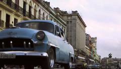 Cuban Street Stock Footage