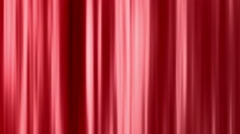 Stock Video Footage of Red Fabric Background 02 Vertical Tension