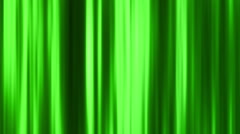 Green Fabric Background 02 Vertical Tension - stock footage