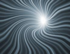 Abstract Light twisted - stock illustration