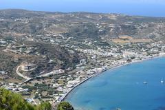 Kos Greece Vacation time Stock Photos