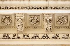 Paigah Tombs - stock photo