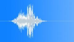 Whoosh Impact logo - sound effect