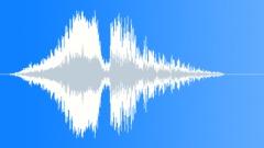 Futuristic Whoosh Boom 3 Sound Effect
