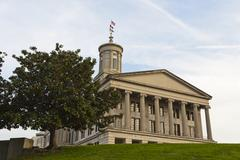Tennessee State Capital Stock Photos