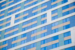 High rise windows - stock photo