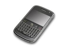 PDA or blackberry, isolated.. - stock photo