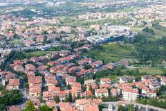 Stock Photo of San-Marino Cityscape