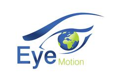 Eye Motion Logo - stock illustration