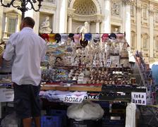 Rome - Italy. Beauty and history. Stock Photos
