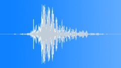 Quick cloth blow Sound Effect
