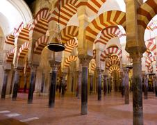 spain, andalusia, cordoba, mezquita - stock photo
