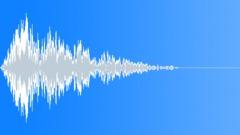 Metallic Whoosh Sound Effect