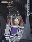 Control cabin cockpit Stock Photos