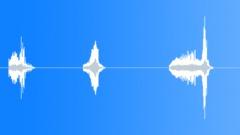 Cartoon effort creaks - sound effect
