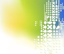Abstract Background - stock illustration