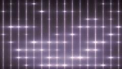 Floodlights disco background. Violet creative bright flood lights flashing Stock Footage