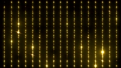 Floodlights disco background. Stock Footage