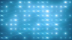 Floodlights disco background. blue Stock Footage