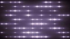 Floodlights disco background. Violet creative bright flood lights flashing. Stock Footage