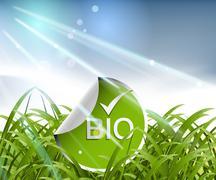 environmental Concept - stock illustration