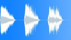 Jet Impulse Bursts Sound Effect