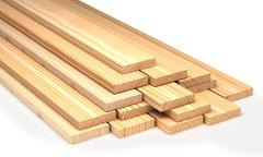 Closeup wooden boards. Illustration about construction materials Stock Illustration