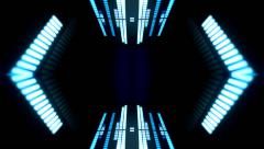 Equalizer with vibrate stick dance 5 Stock Footage