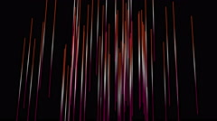 Fantastic animation with moving stripe background design, 4096x2304 loop 4K Stock Footage
