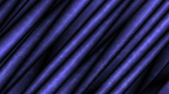 Looped Blue Textured Lines Abstract Animation Motion Background Stock Footage