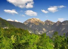 Triglav National Park - stock photo