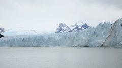 Perito Moreno Glacier - South Patagonia, Argentina - stock footage