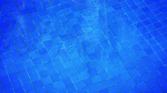 Loopable Footage of Swimming Pool in Kampong Thom, Cambodia Stock Footage
